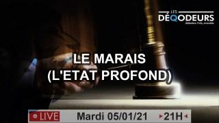 Pre-Révélations… On y arrive ! Partie 3 : Le Marais