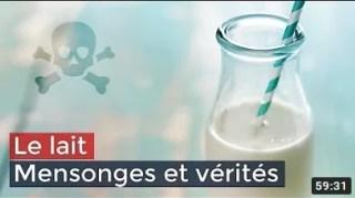 Documentaire – Le lait Mensonges et vérités – Arte