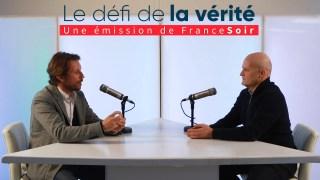 Me Brice Grazzini, avocat de Didier Raoult, au Défi de la vérité