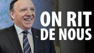 CONFINEMENT ET COUVRE-FEU – ON RIT DE NOUS!