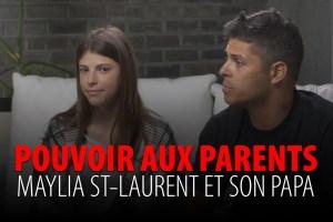 POUVOIR AUX PARENTS – UNE ADO DE 14 ANS SE VIDE LE COEUR (AINSI QUE SON PAPA)