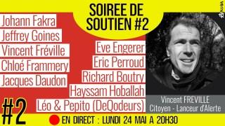 Soutien à Vincent Fréville – Un lanceur d'alerte hors du commun