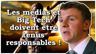 Project Veritas poursuit les médias pour diffamation