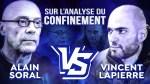 Alain Soral VS Vincent Lapierre – Analyse du confinement