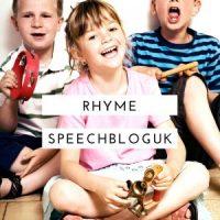 Rhyme - advice and ideas