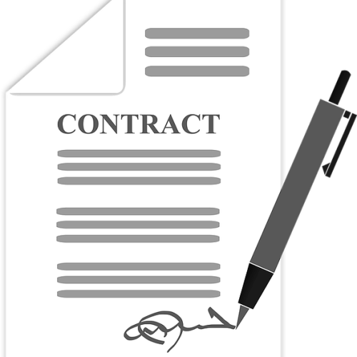 Administrative Assistant Contract