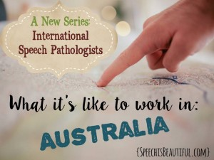 International Speech PathologistsAus