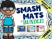 Smash Mat English BUNDLE