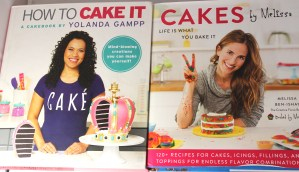 Two Cake Cookbooks Giveaway!!