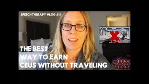 How to Earn CEUs Without Traveling!