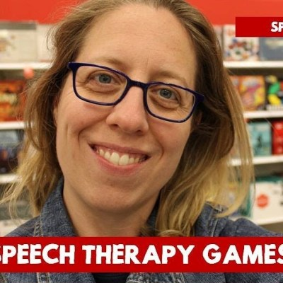 Speech Therapy Games at Target