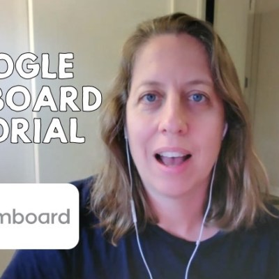 What is Google Jamboard?