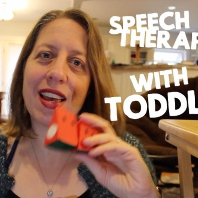 Speech Therapy with Toddlers – 3 Main Goals