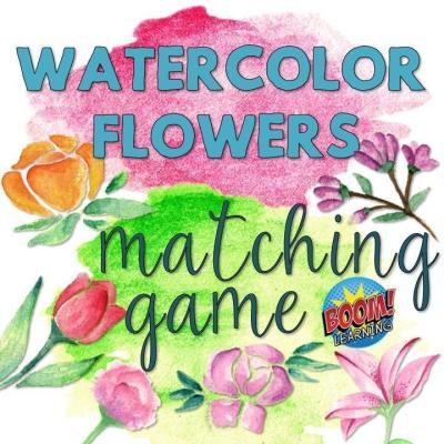 3 Free Matching Games for Kids
