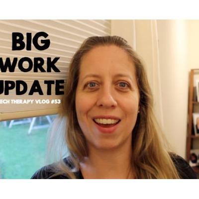 Big Work Update