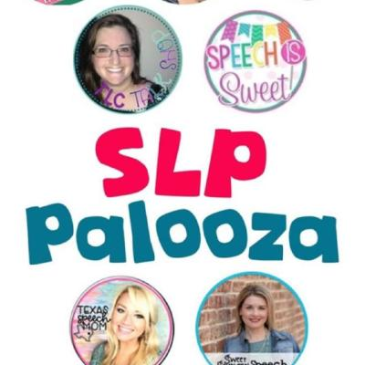 SLP Palooza has launched! Let the party start!
