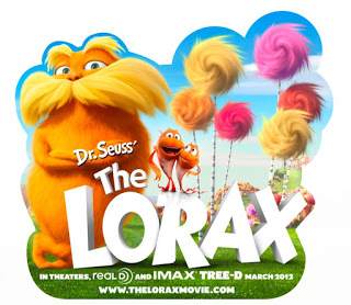 """Using """"The Lorax"""" to teach Pronouns *Free Download"""