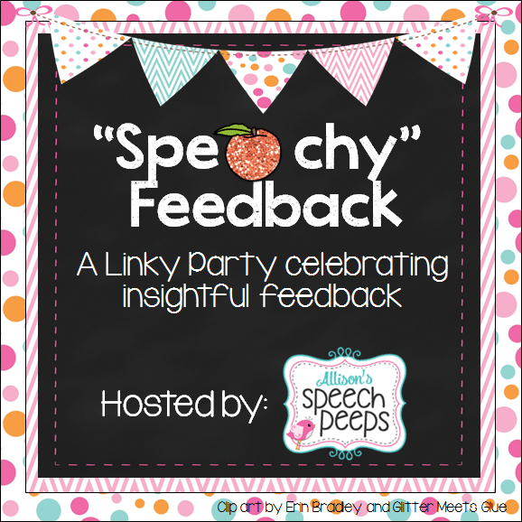 Speachy Feedback-no month