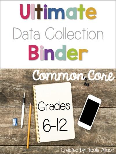 Ulimate Data Binder 6-12 1
