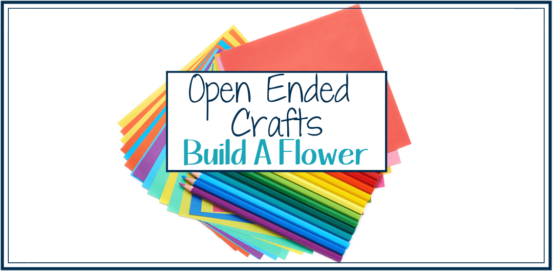 Spring Speech Therapy Craft: Build A Flower