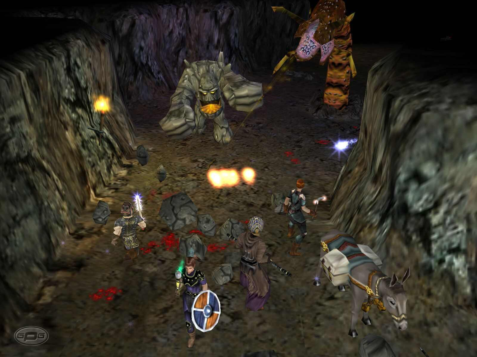 Dungeon Siege Download Free Full Game Speed New