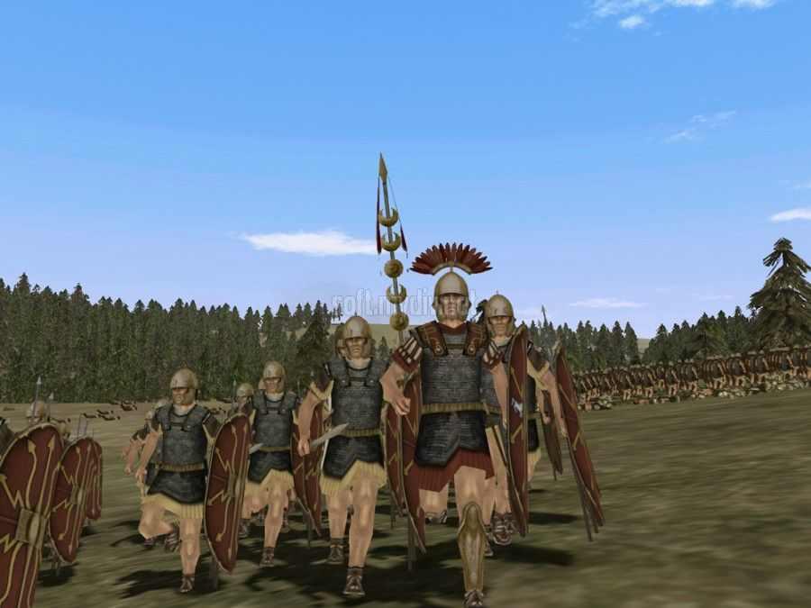 Rome Total War Free Download
