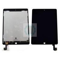 מסך טאץ שחור כולל LCD אייפד אייר 2