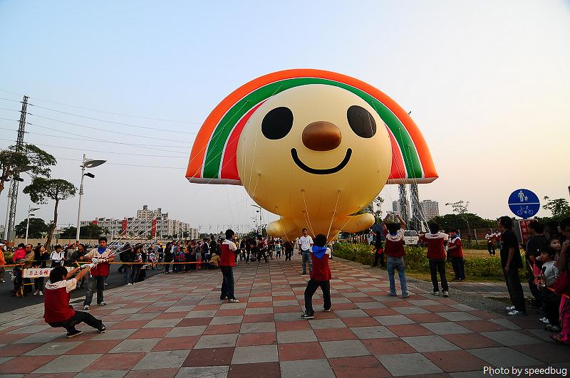 【高雄】2010 OPEN YOUR DREAM 夢時代大氣球遊行