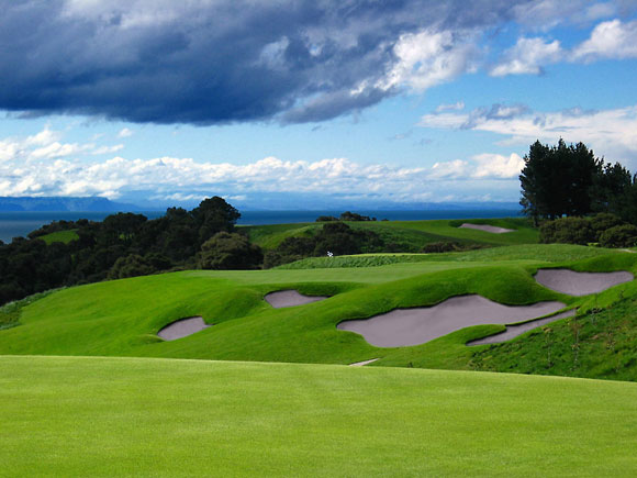 Cape Kidnappers Golf Course Rated Number One in the World (5/5)