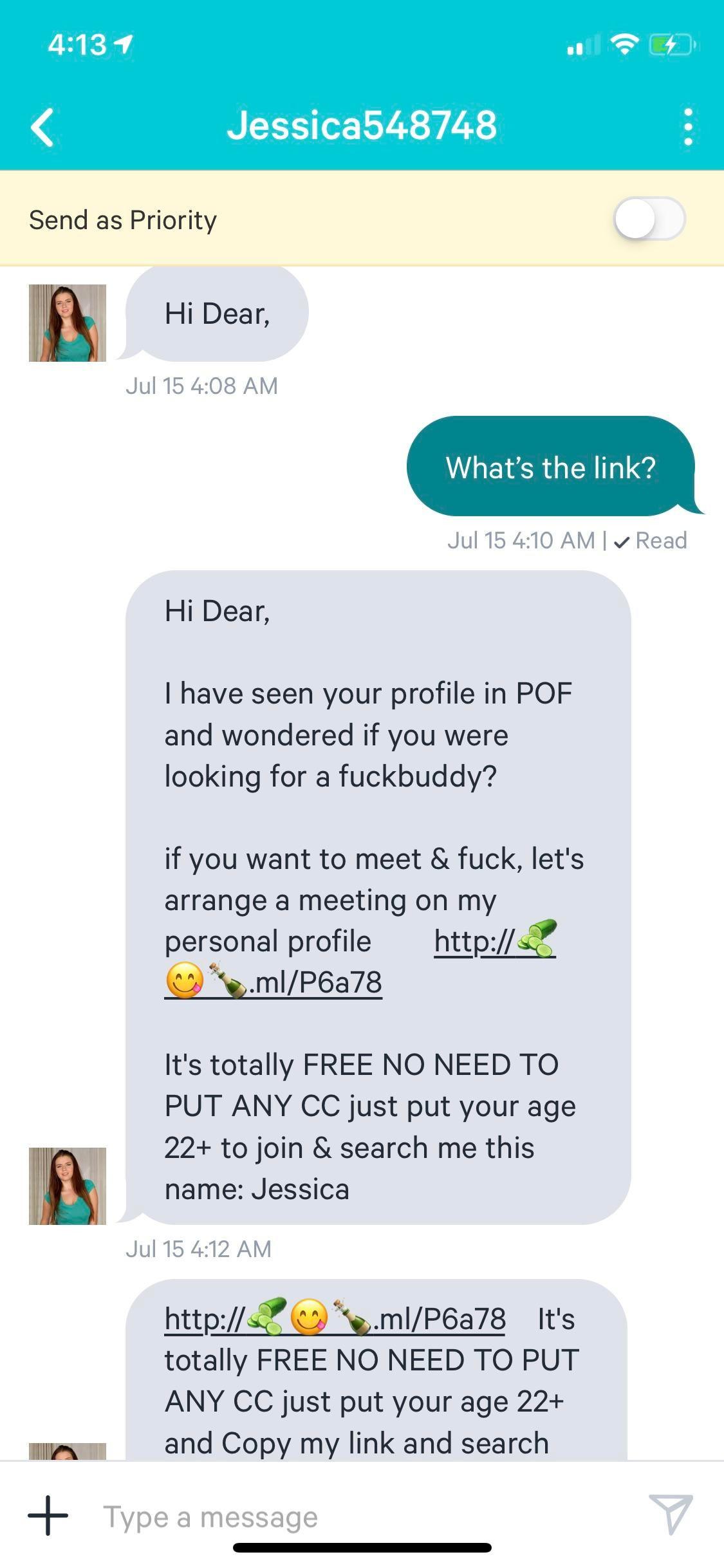 Pof Profile