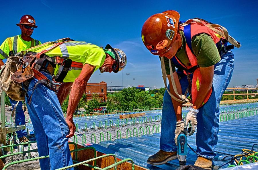 The Journeyman Ironworker and the Apprentice #1