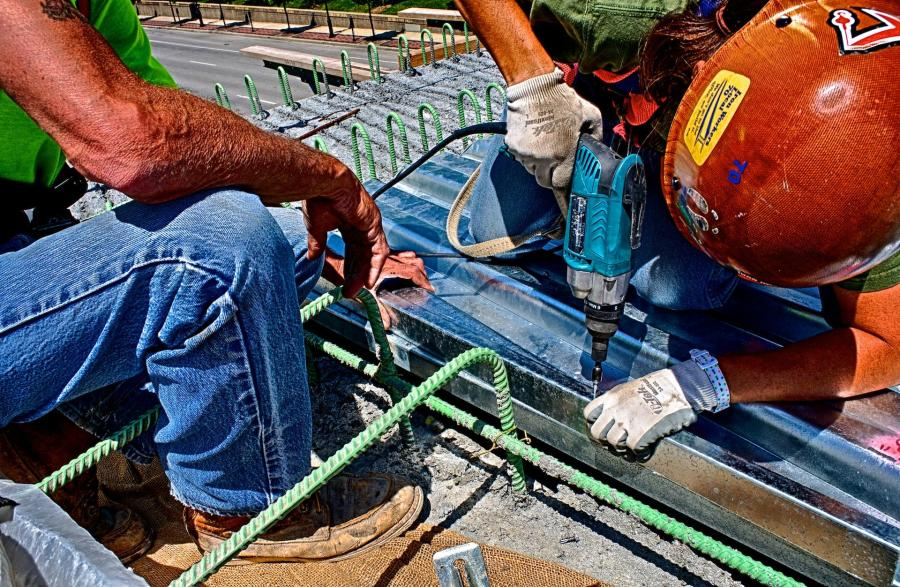 The Journeyman Ironworker and the Apprentice #3