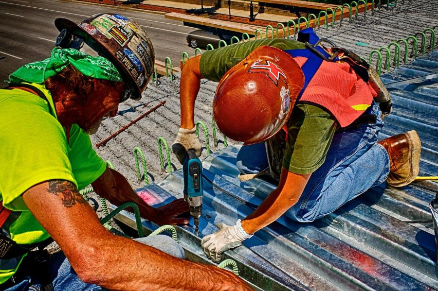 The Journeyman Ironworker and the Apprentice #2