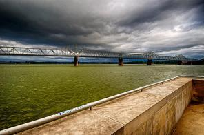 Stormy Morning On The Ohio River #2