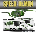 5th Wheel Trailer Graphics-