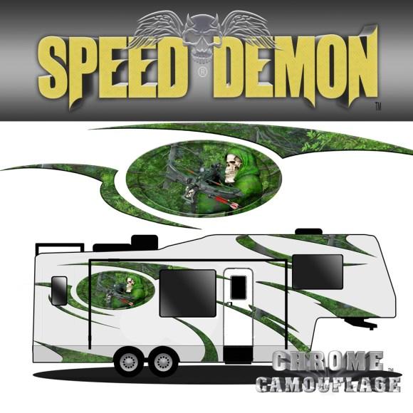 5th Wheel Trailer Graphics