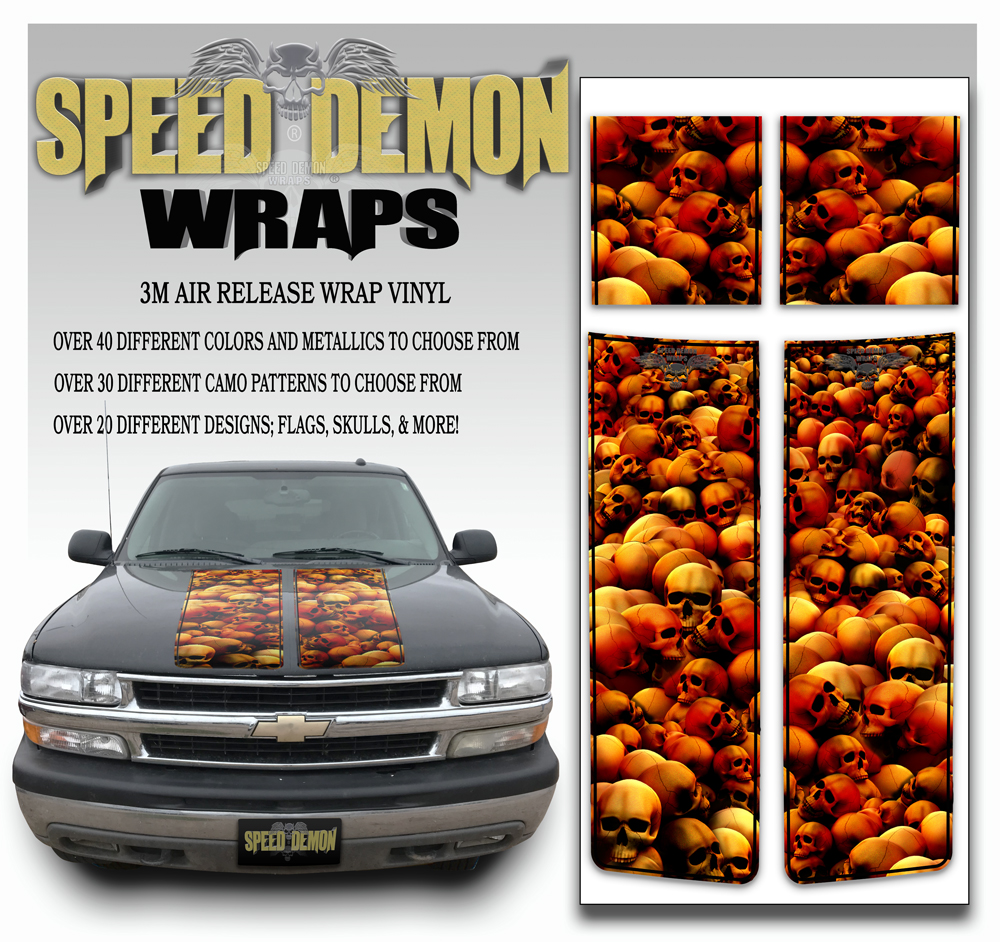 Chevrolet Truck Stripes 4
