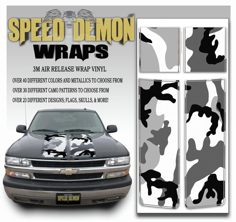 Chevrolet Truck Stripes 2