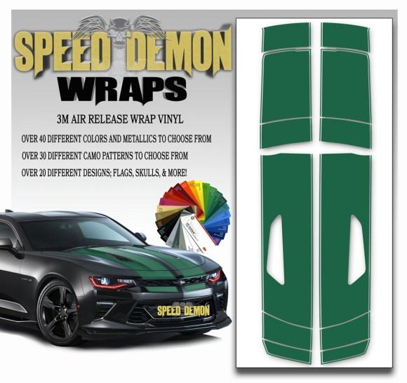 Camaro Stripes 7