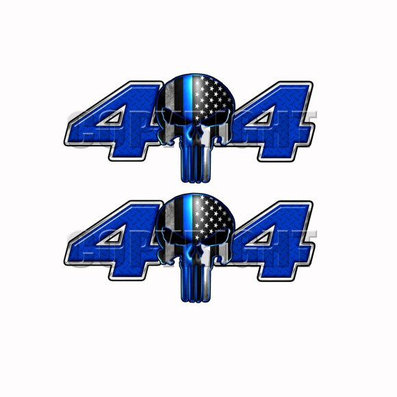Truck Decals 35