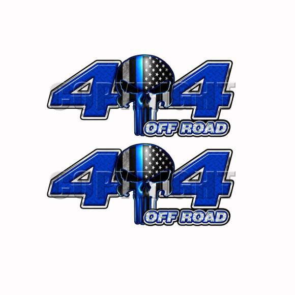Truck Decals 42
