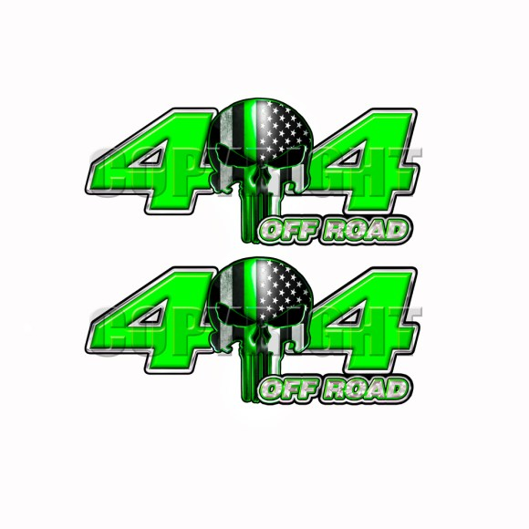 Truck Decals 54