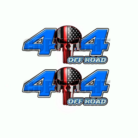 Truck Decals 64