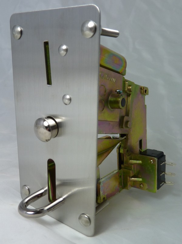 Coin Mechanism S1A for UK