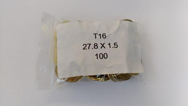 Token T16 bulk discounts