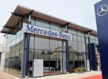 Mercedes India