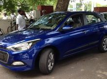 Hyundai Elite i20 Indian car of the year