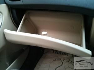 Hyundai verna 1.4 CRDi dash-box