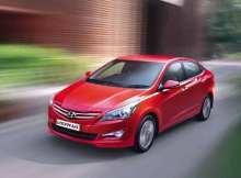 Hyundai Verna 4S facelift
