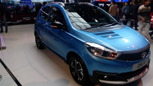 Tata Tiago customised